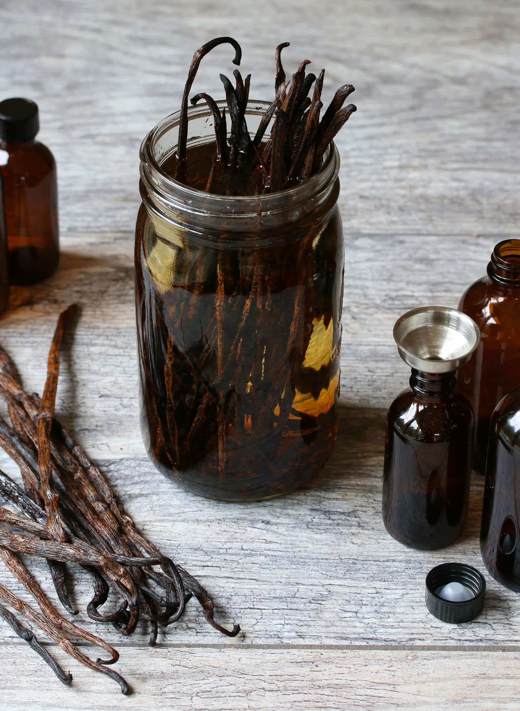 how to make your own homemade vanilla extract recipe double strength