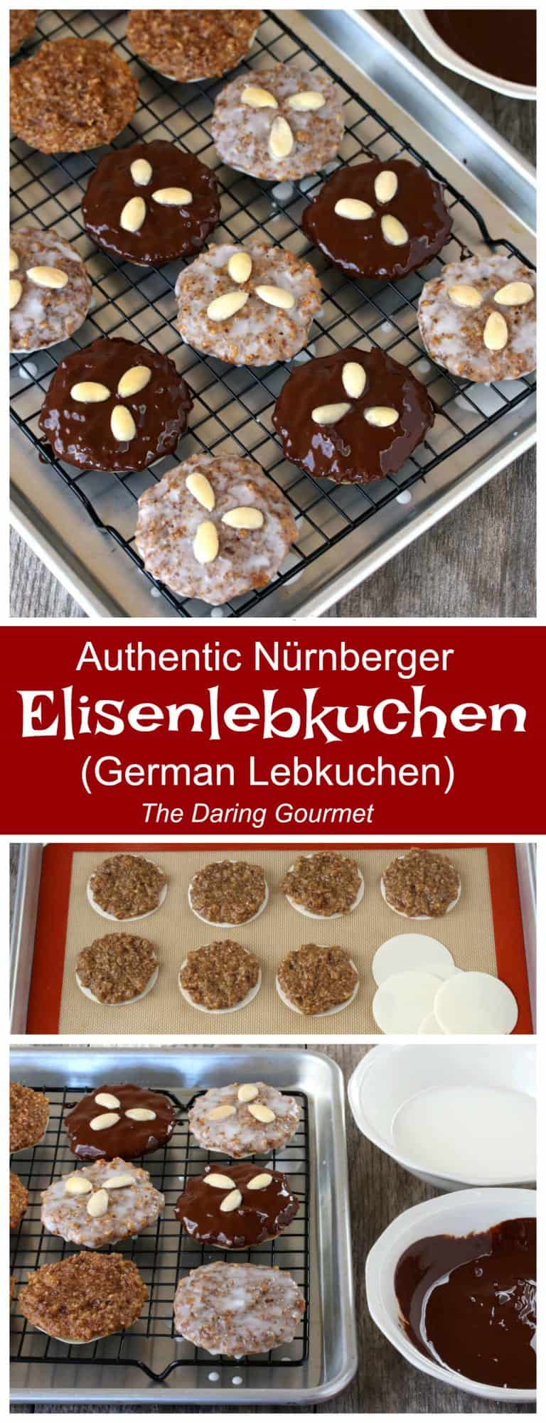 lebkuchen recipe german authentic traditional nuremberg elisenlebkuchen