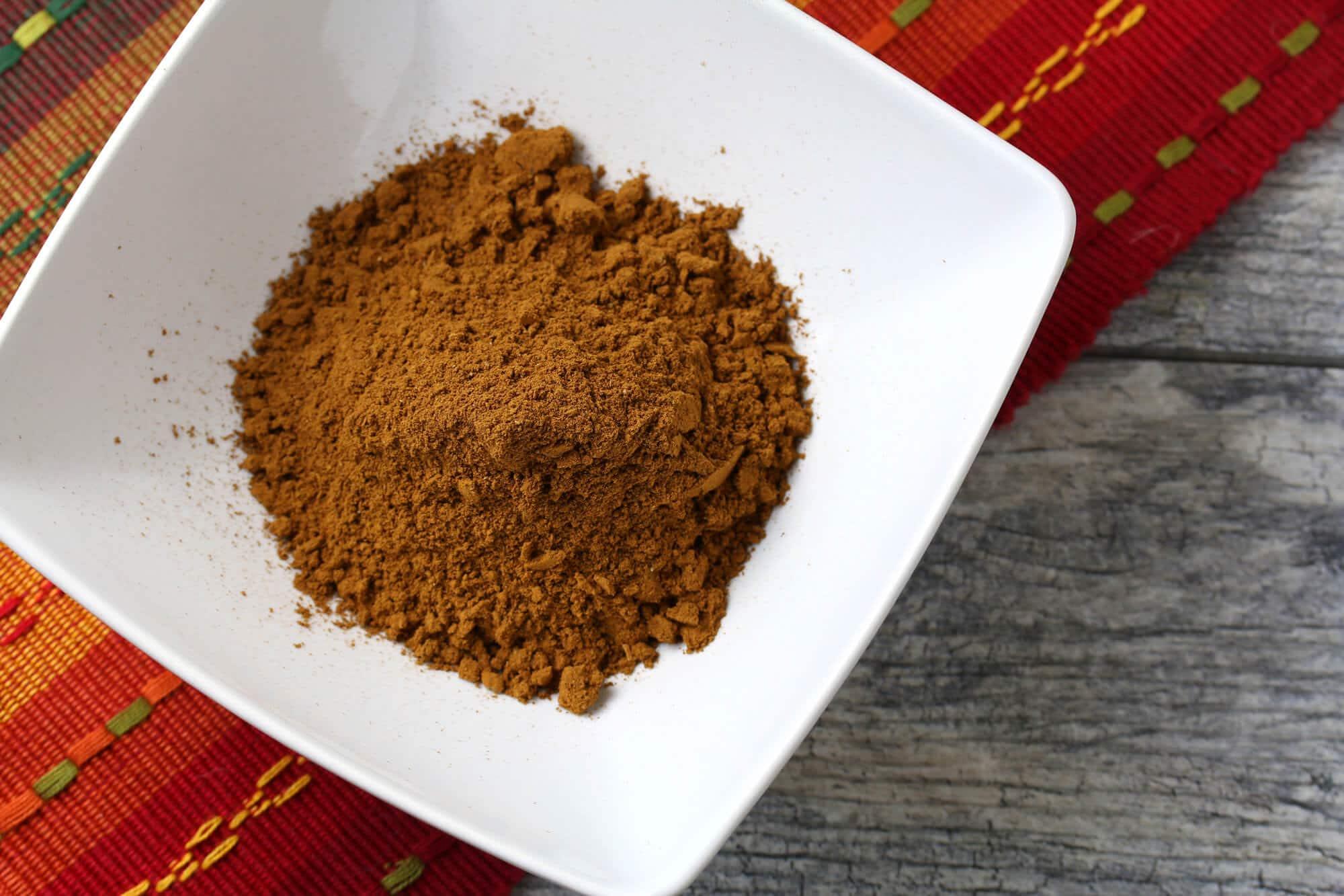 homemade Lebkuchengewürz recipe selbstmachen rezept german gingerbread spice blend