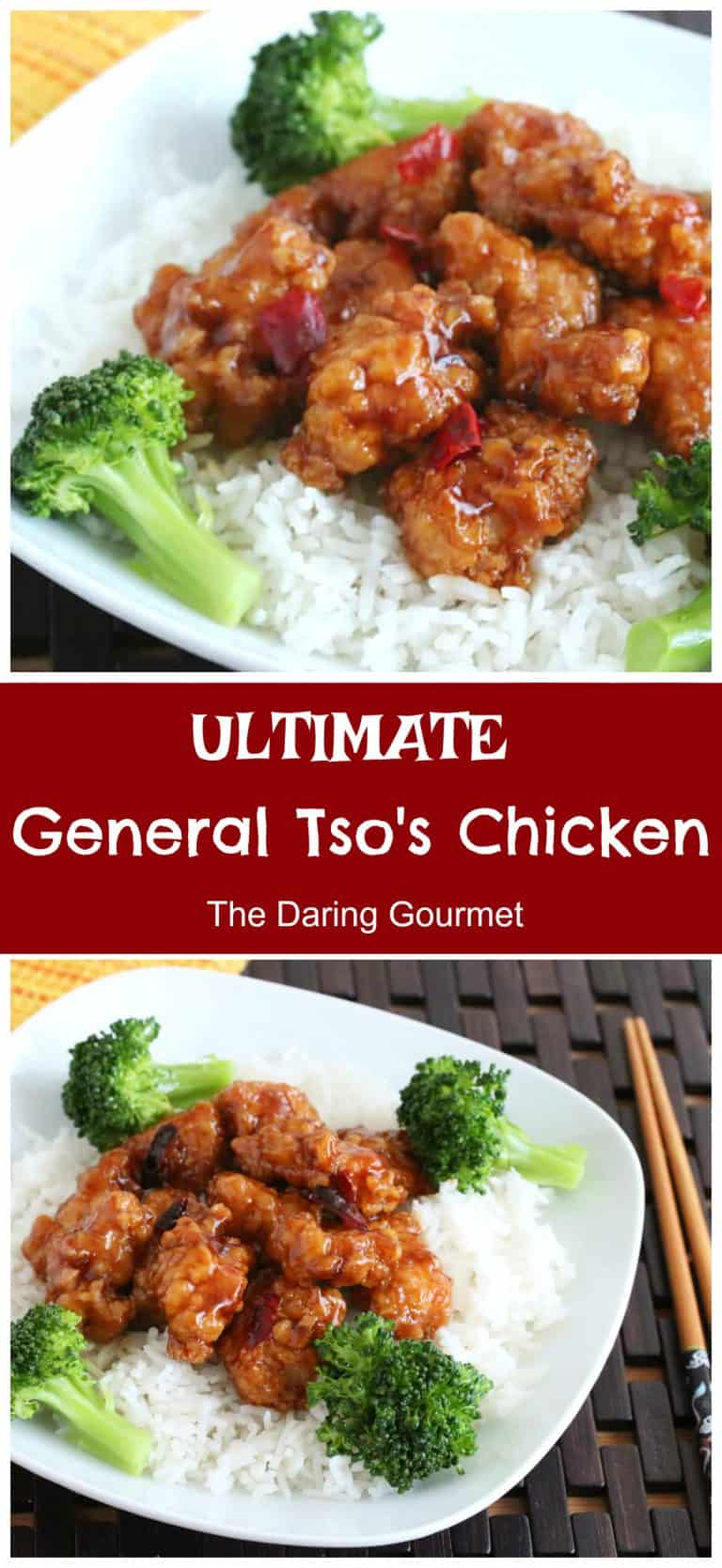 general tso's chicken recipe best chinese authentic panda express copycat