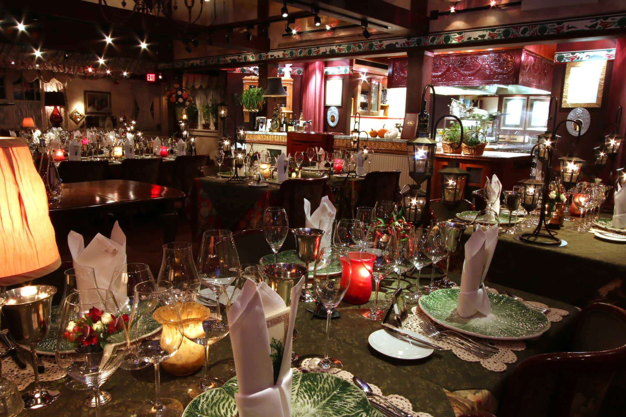 A Nine Course Evening At The Herbfarm The Daring Gourmet