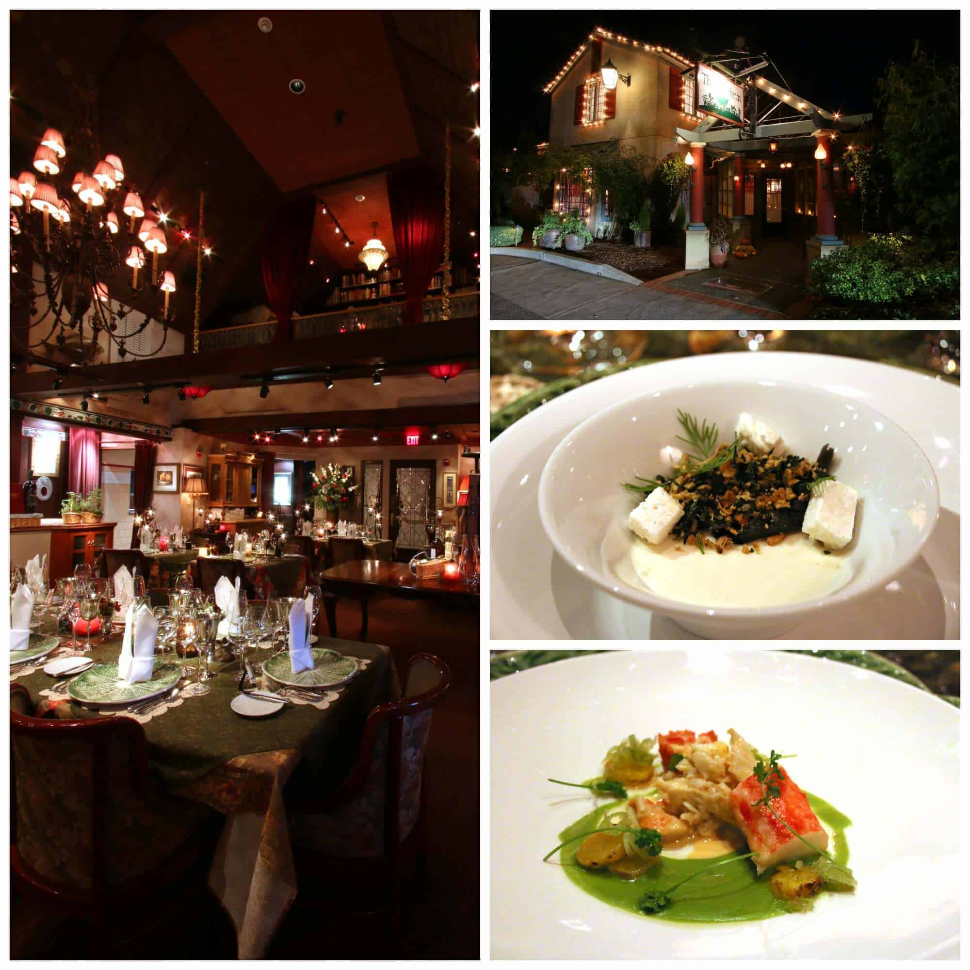 herbfarm restaurant review woodinville seattle washington