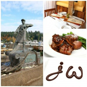 "JW Restaurant, Gig Harbor, WA (The South Sound's ""Best"" 5 Years Running)"