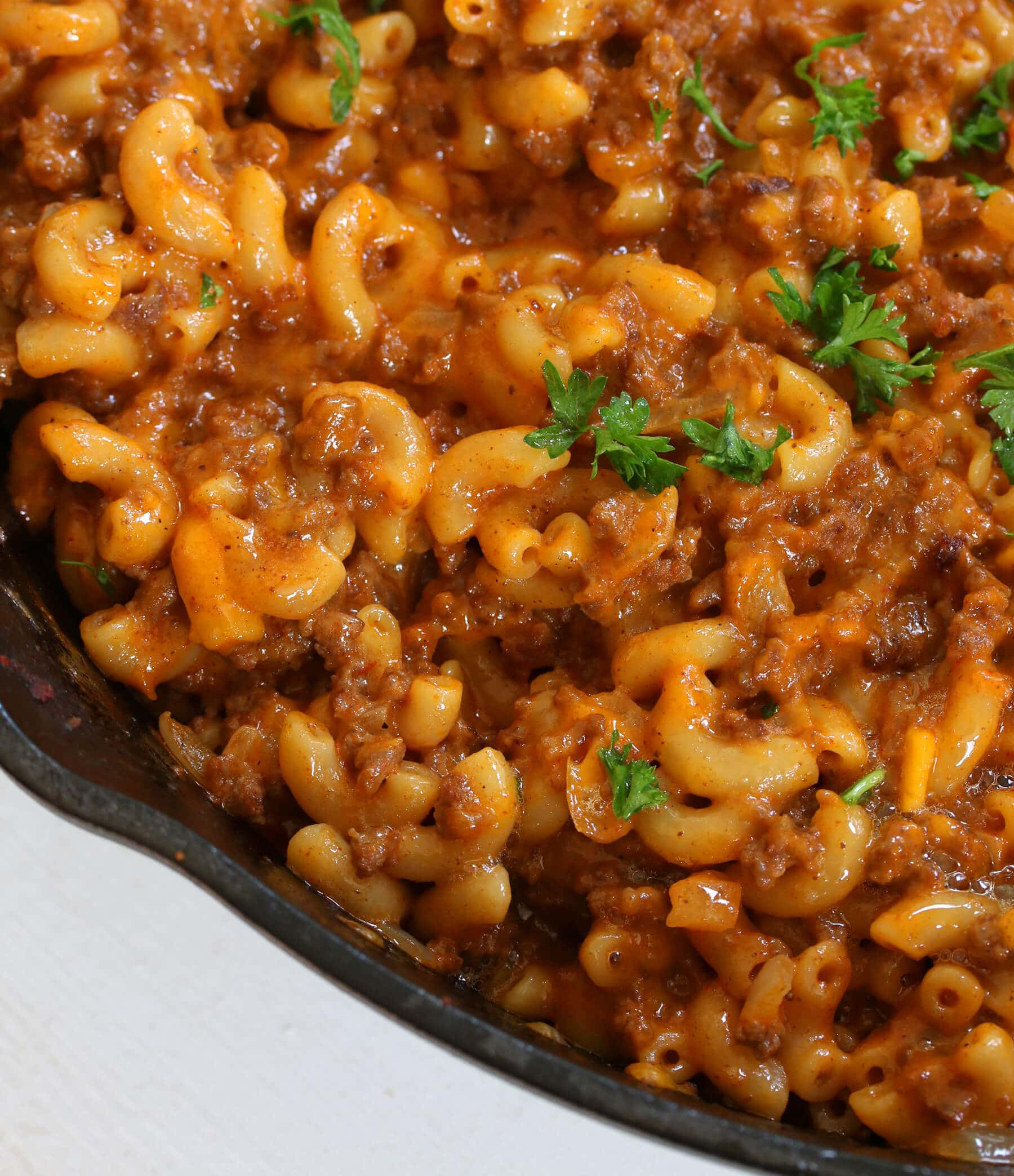 best homemade cheeseburger macaroni hamburger helper copycat the