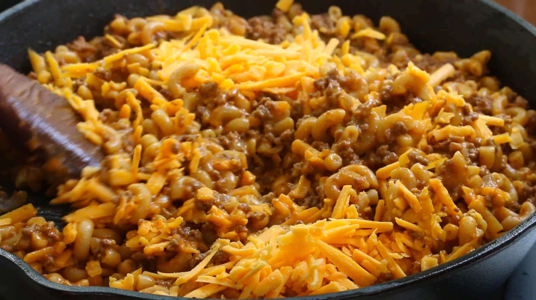 Homemade Hamburger Helper Cheeseburger Macaroni - The ...