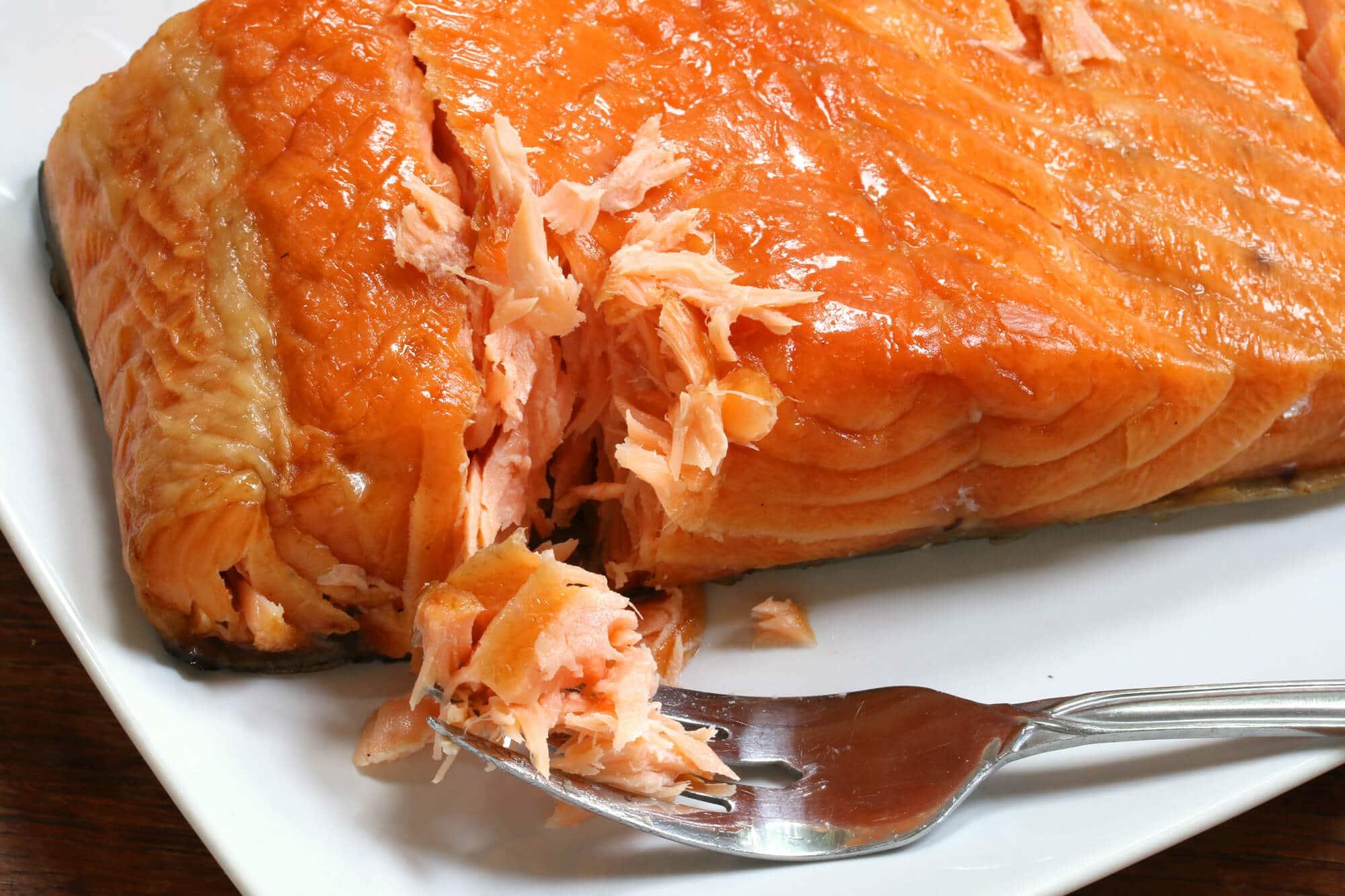 Salmon-Smoked