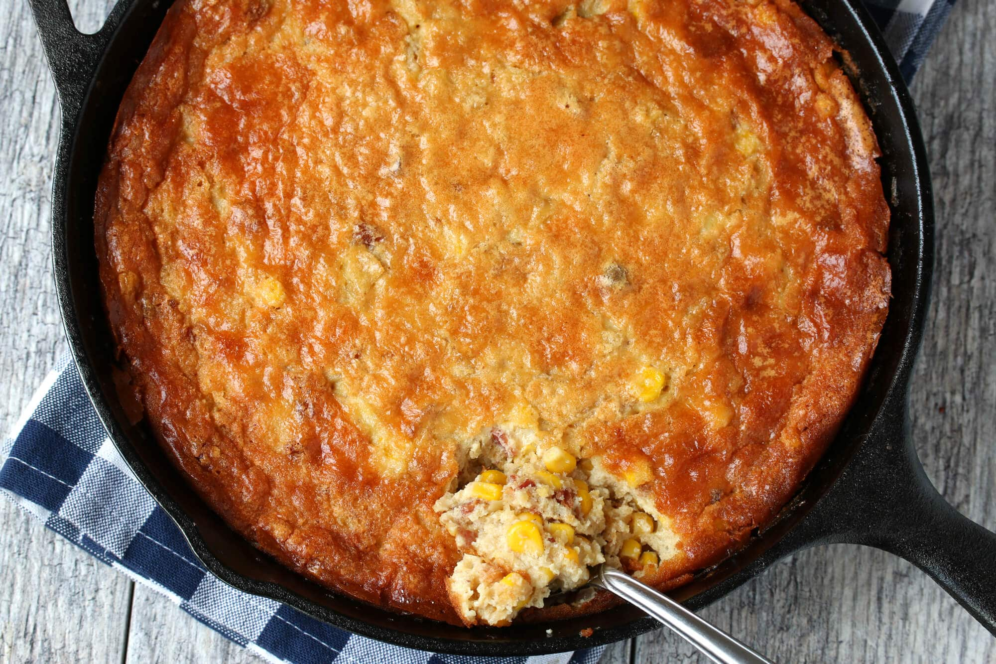 Skillet-Corn-Pudding-10