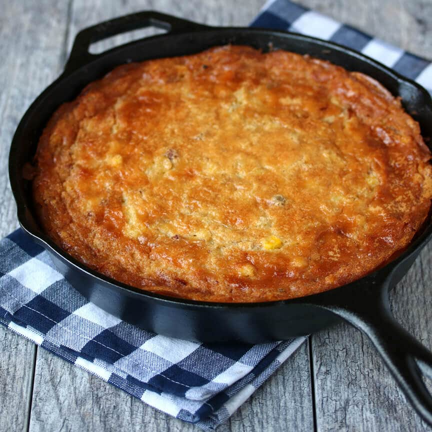 Skillet-Corn-Pudding-7