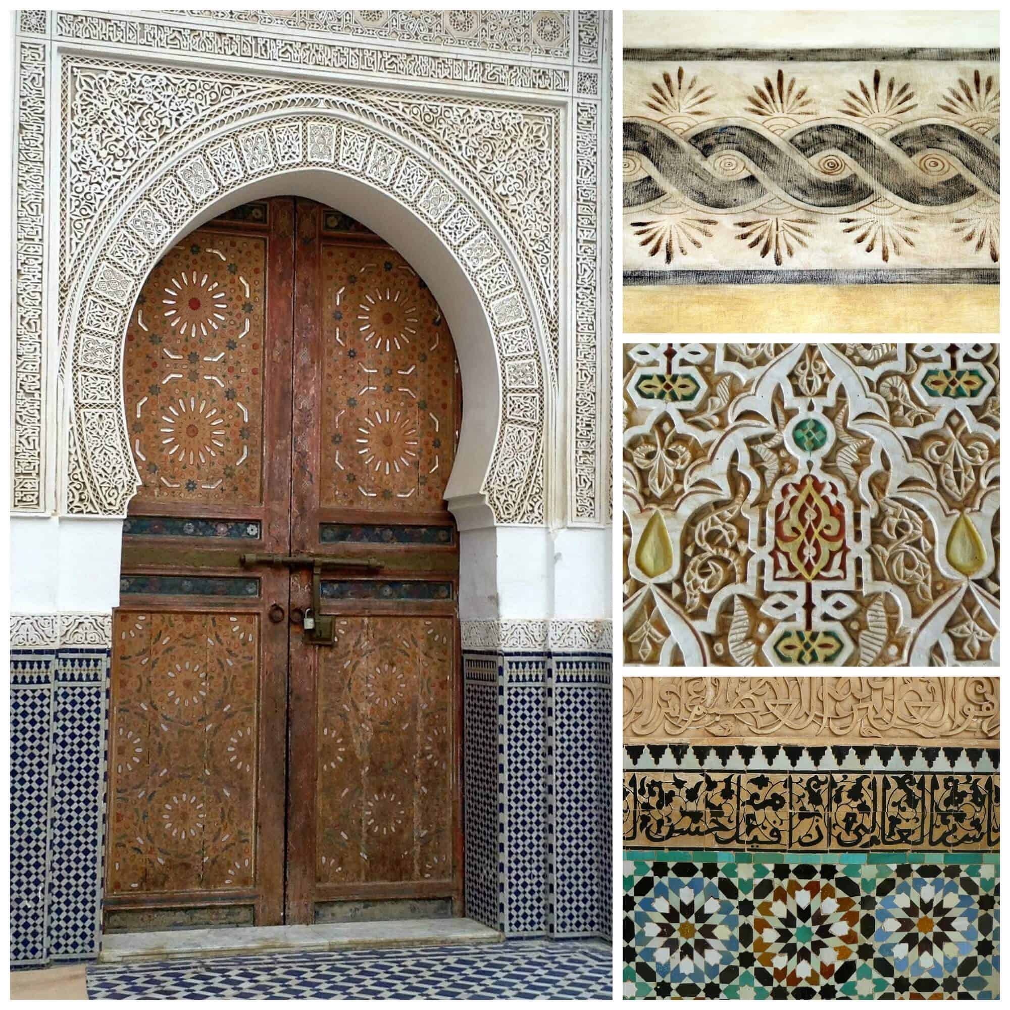 Morocco Collage 1
