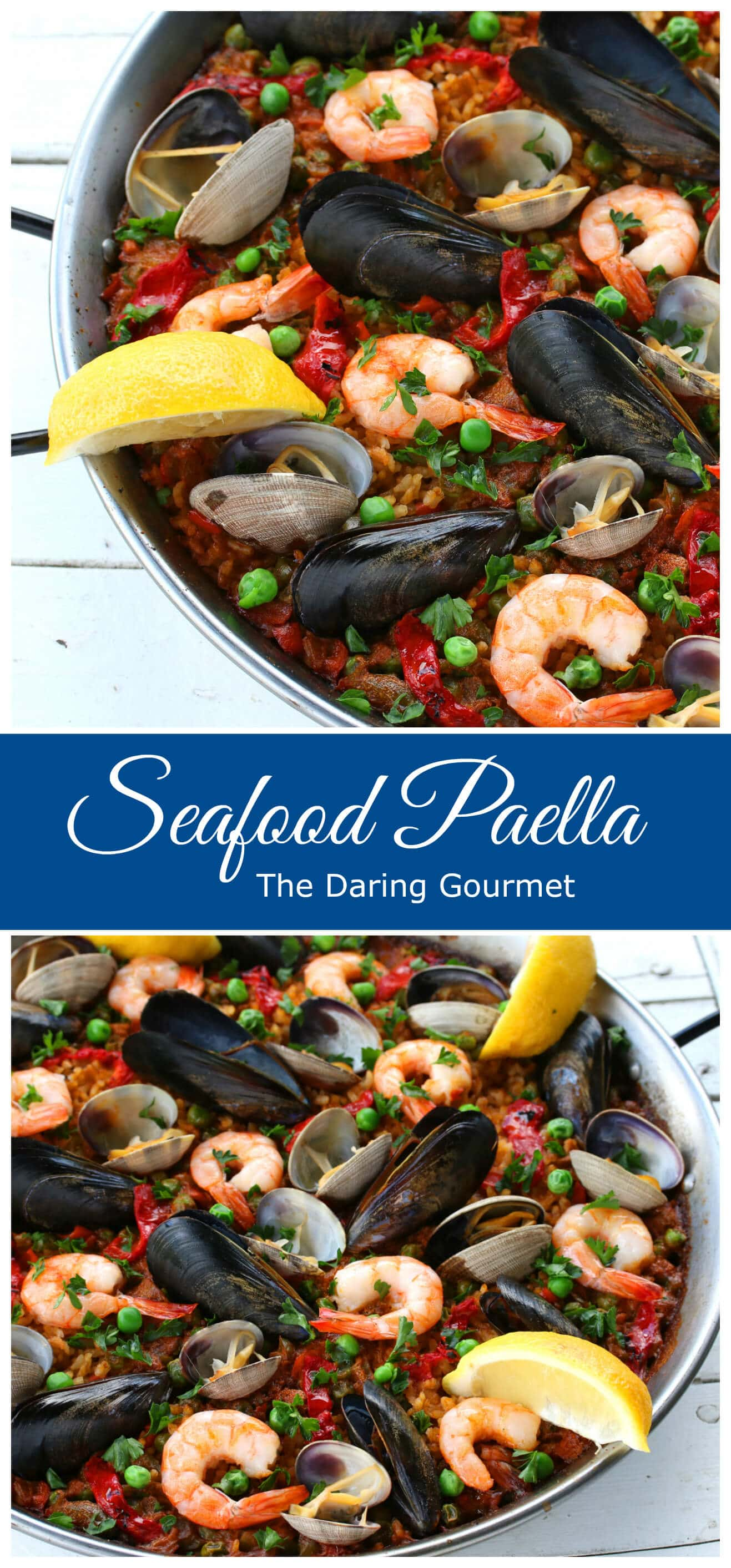 seafood paella recipe easy best
