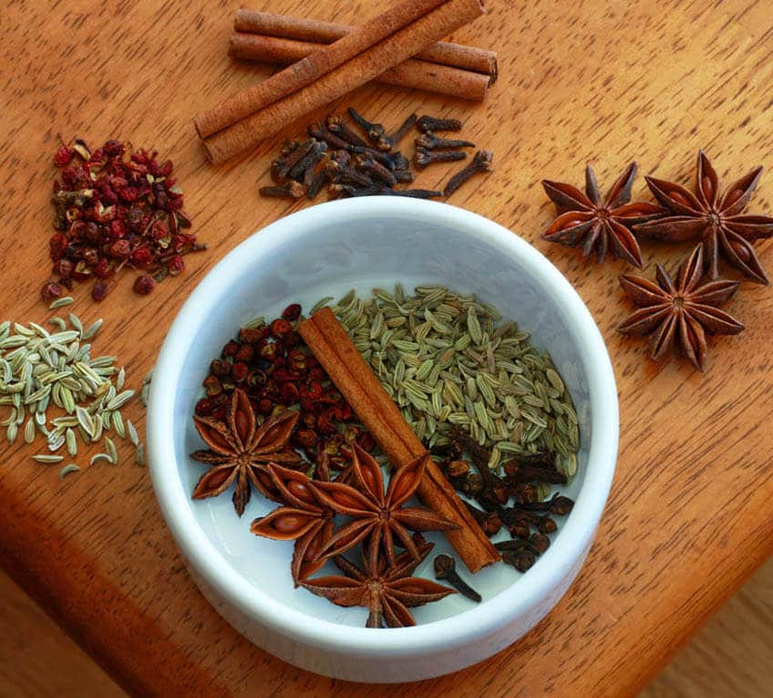 homemade chinese five spice powder recipe