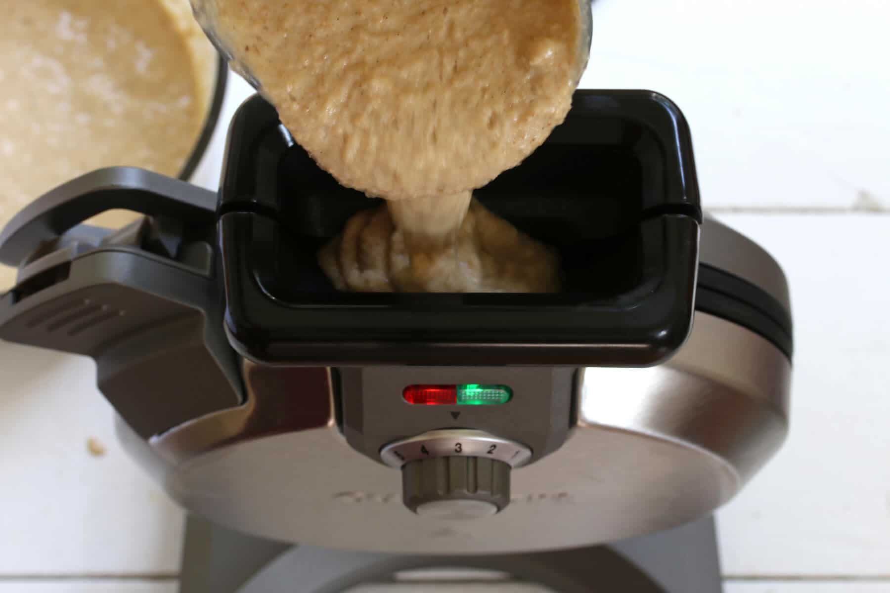 cuisinart vertical waffle maker manual