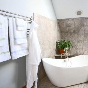 Bringing Vacation Home:  Quality Bath Linens