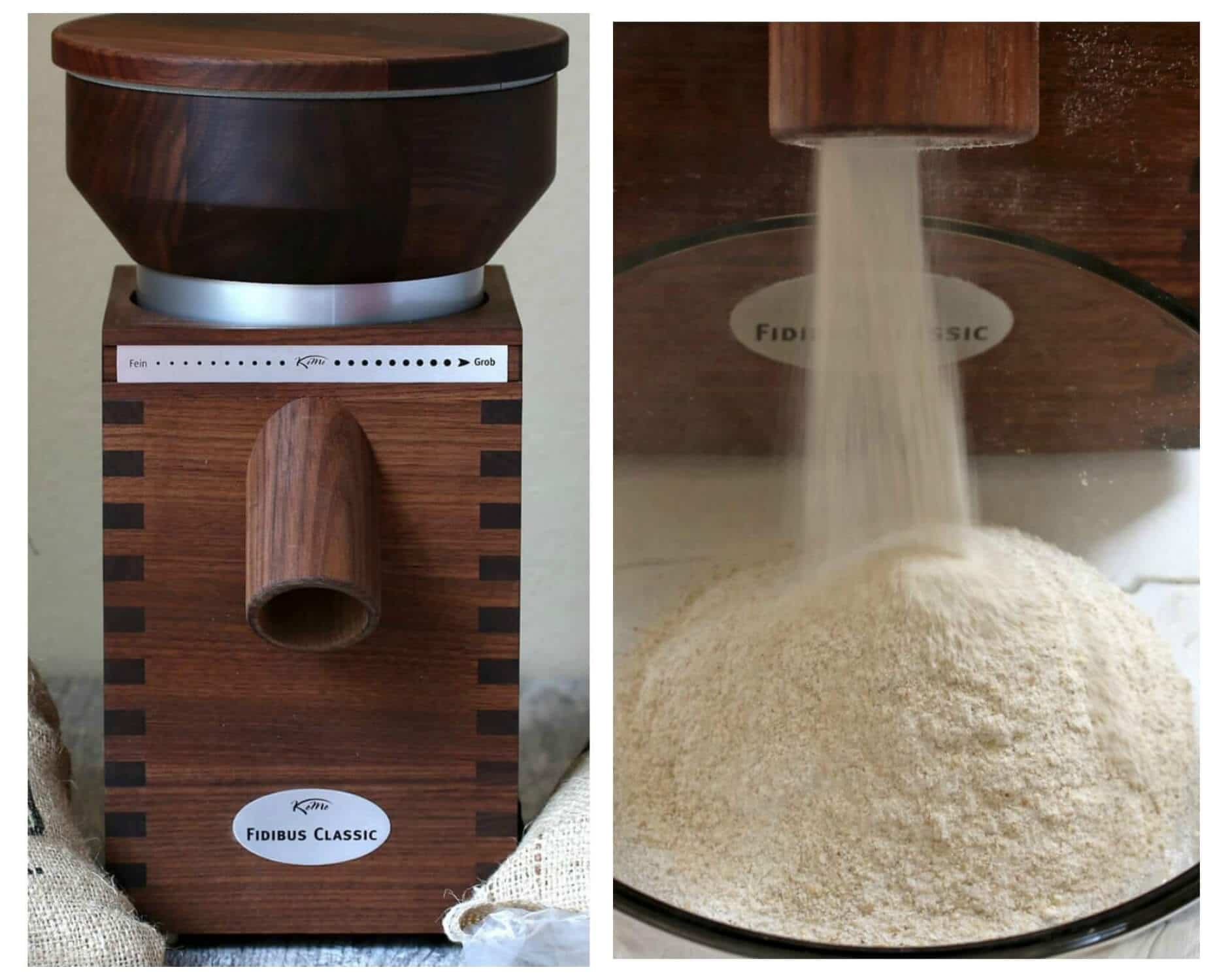 komo grain mill