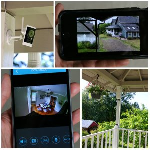 Protecting Our Home & Property with D-Link Home Security Cameras (+ Camera Giveaway!)