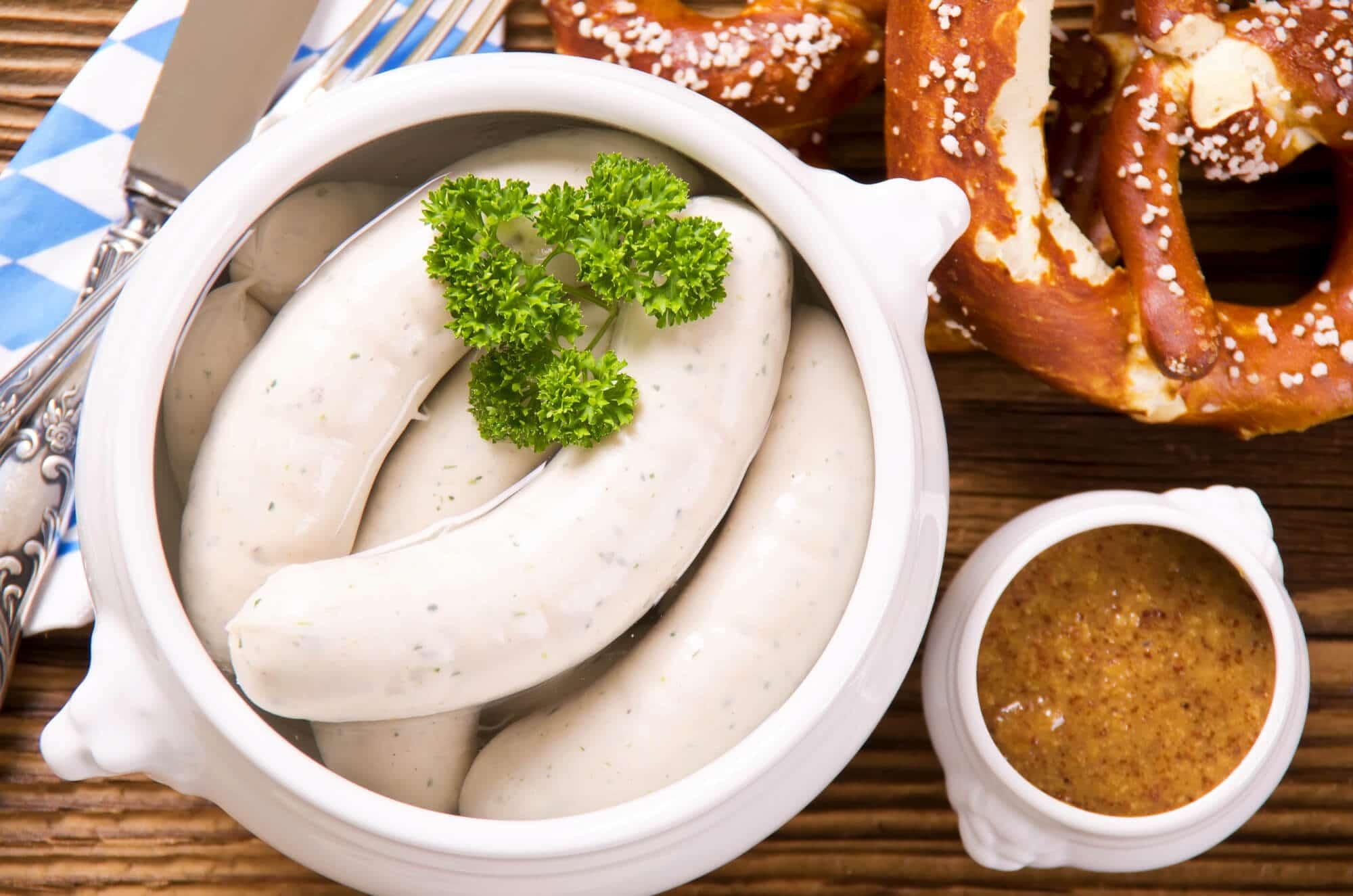 traditional authentic bavarian sweet mustard recipe bayerischer süßer senf german oktoberfest