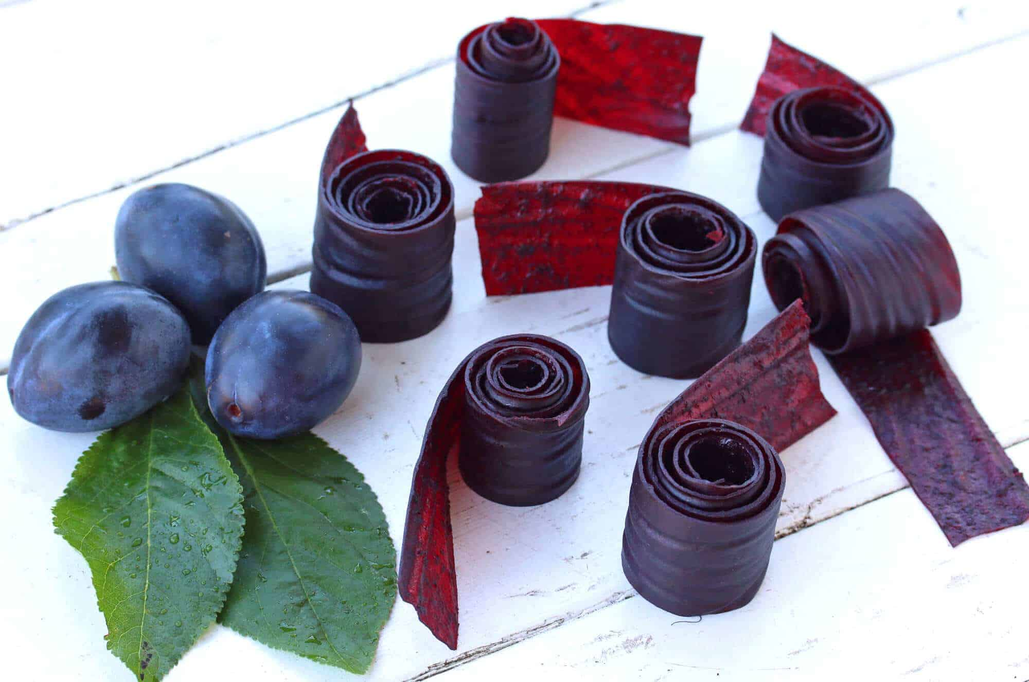 How To Make Fruit Leather - The Daring Gourmet