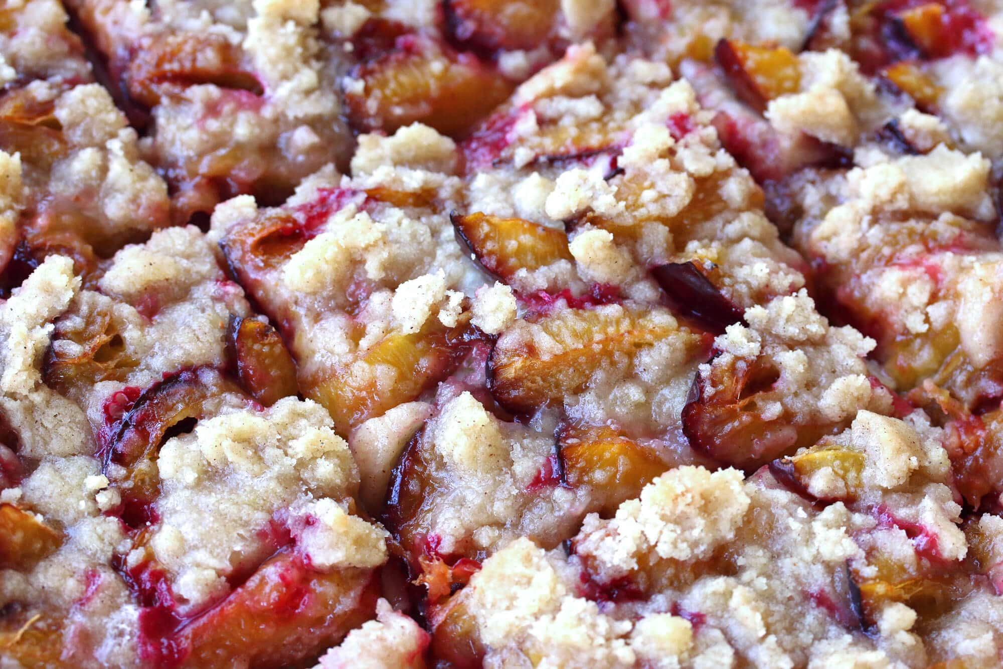 Plum Upside-Down Cake photo