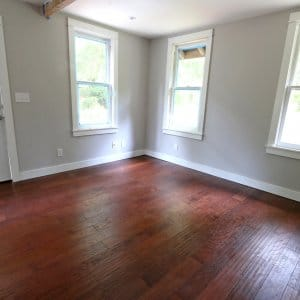 The Micro-Dwelling Project Part 5:  Flooring