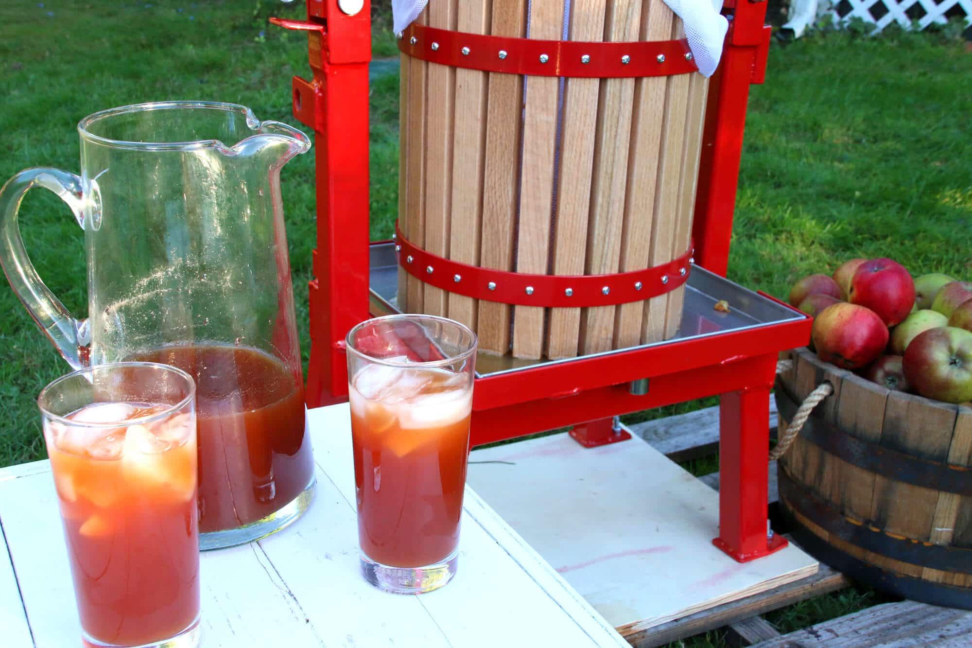 Image result for let's make apple cider with apress