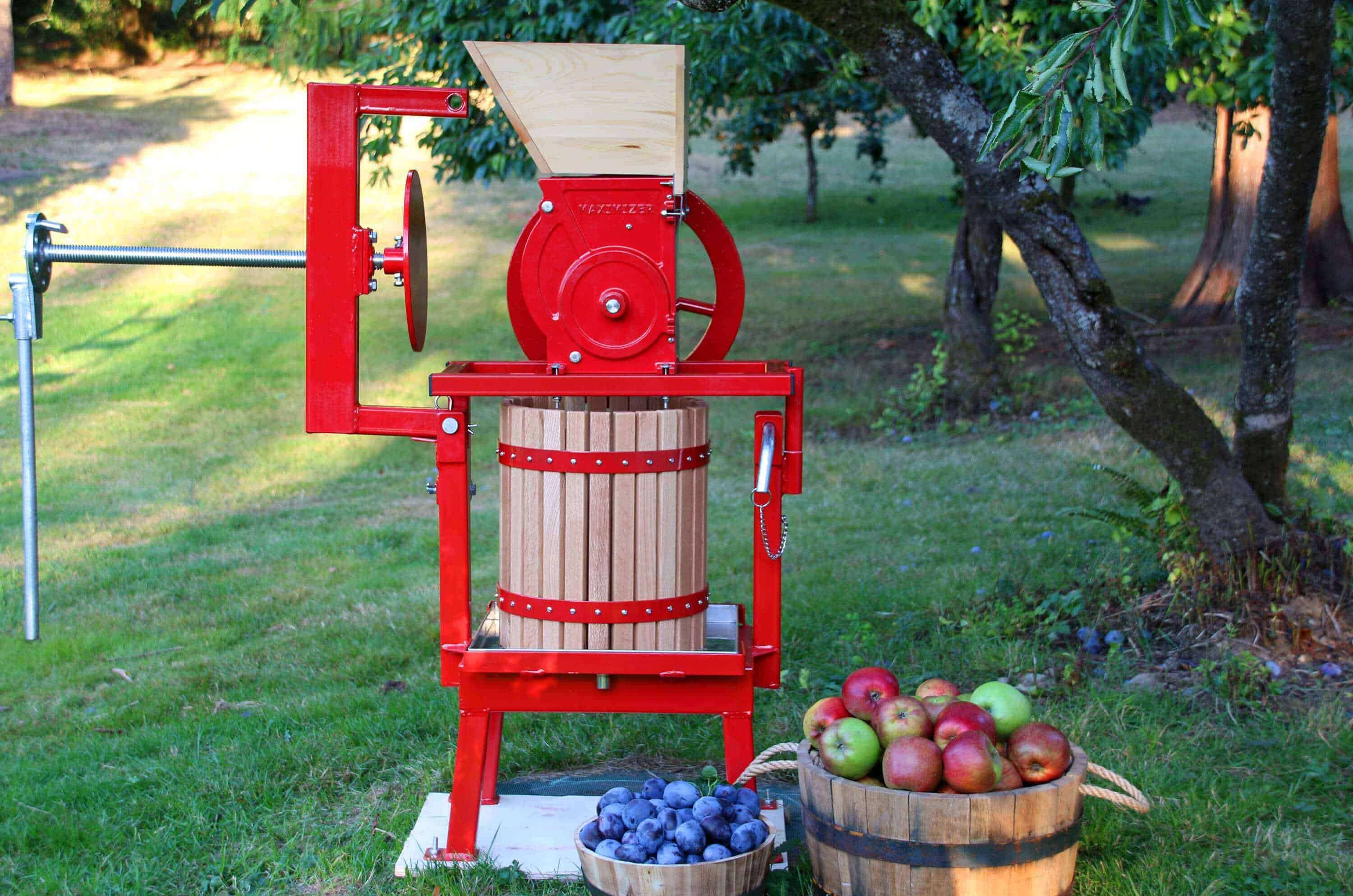 Cider Press For Sale >> How To Bottle And Preserve Fresh Apple Juice