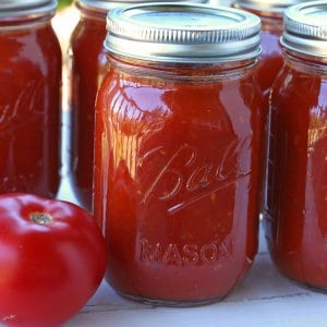 Best Marinara Sauce for Canning