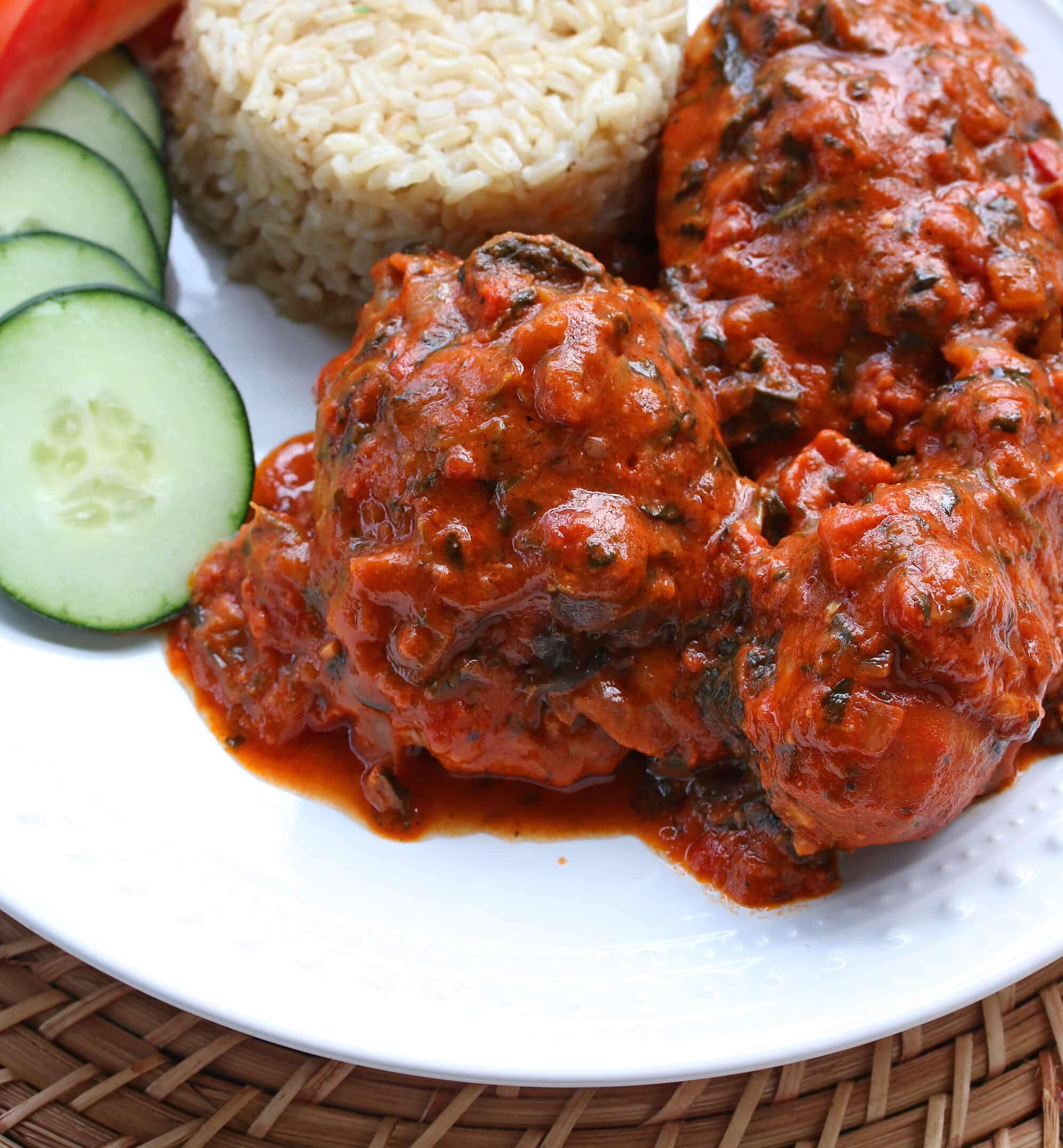 west african peanut chicken stew recipe plasas