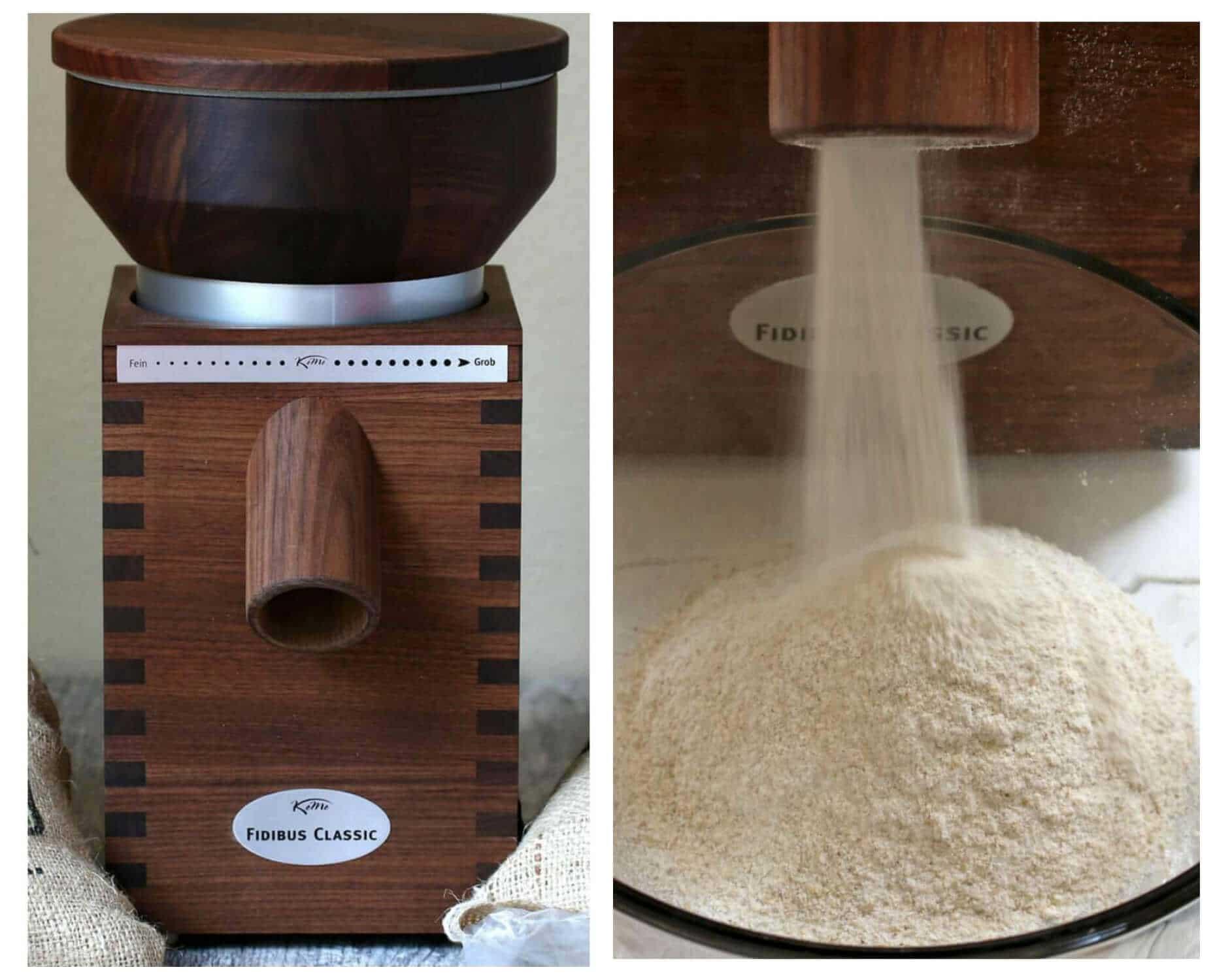 komo classic grain mill reviews