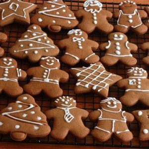Best Gluten Free Gingerbread Cookies