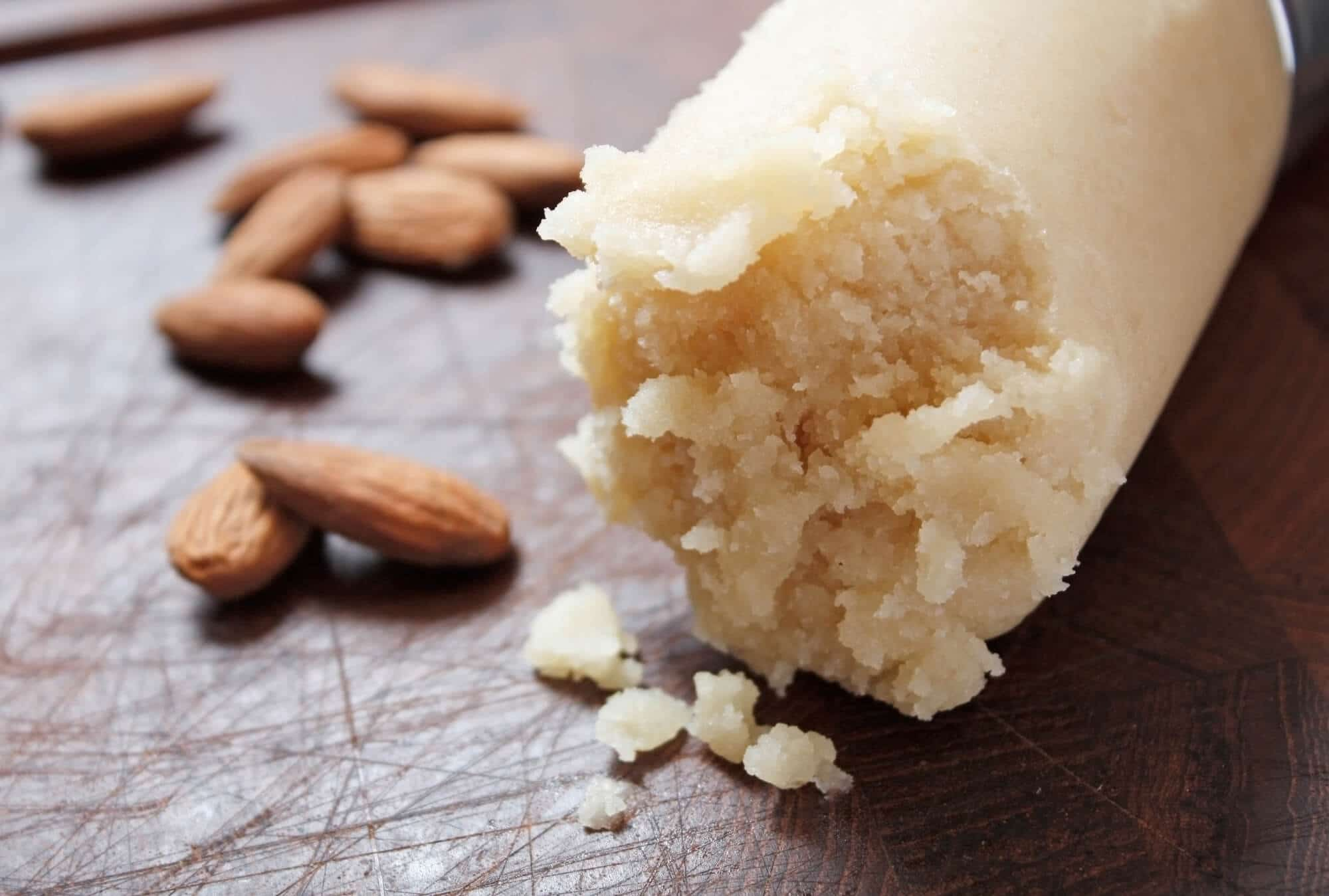 homemade marzipan recipe almond paste best