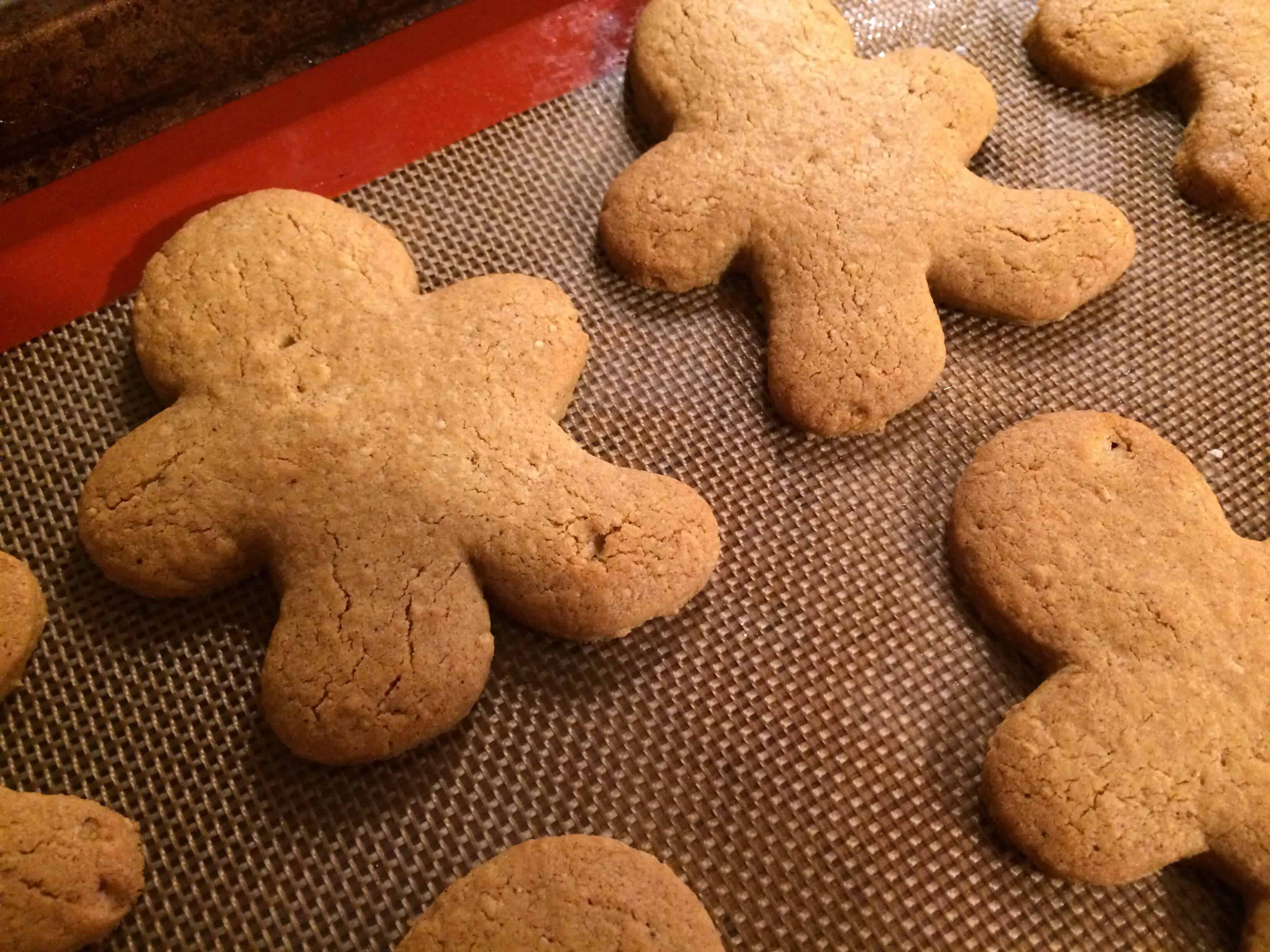 Best Gluten Free Gingerbread Cookies