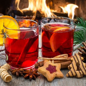 Kinderpunsch (German Non-Alcoholic Christmas Punch)