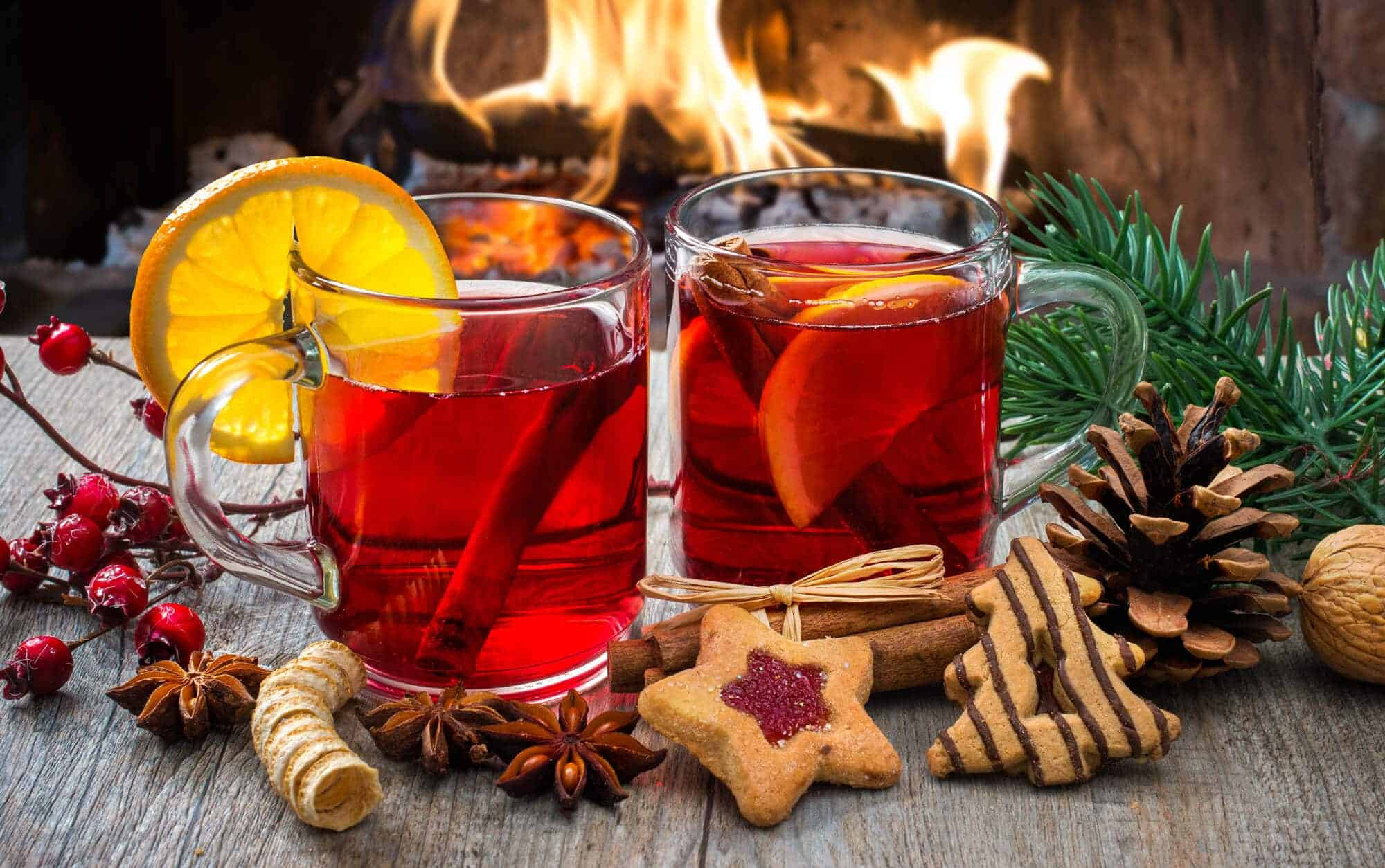 Kinderpunsch (German Non-Alcoholic Christmas Punch) - The Daring Gourmet