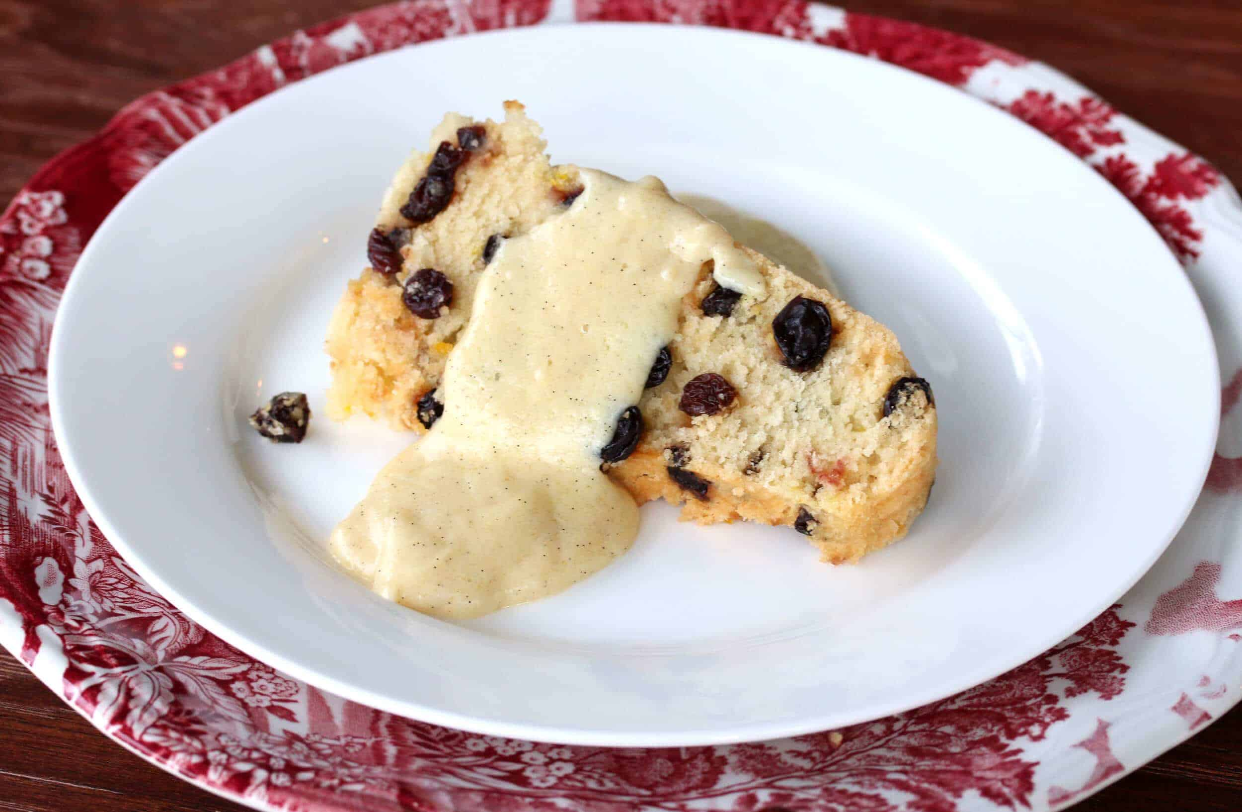 spotted dick pudding recipe