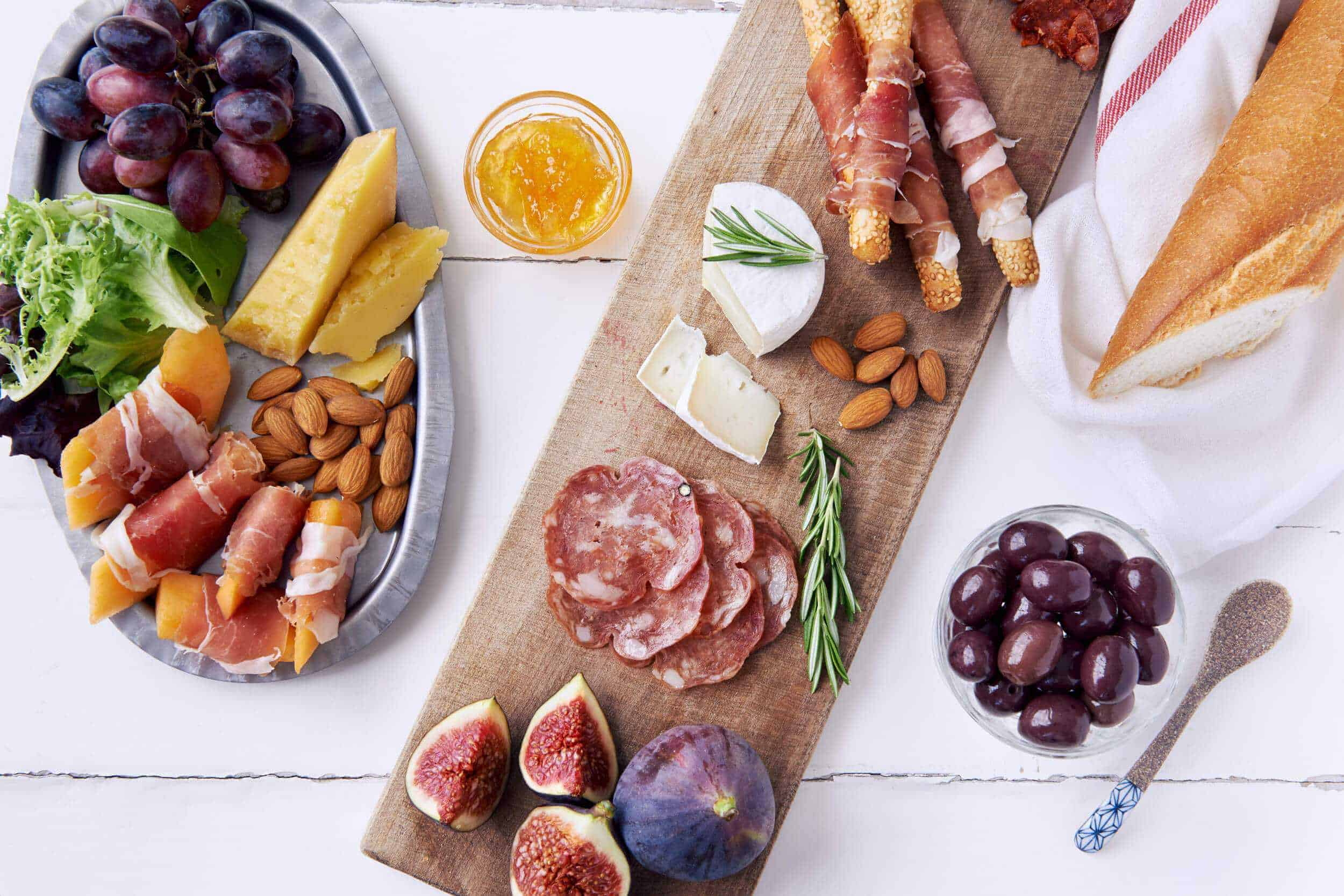 how to make cheese charcuterie board tutorial instructions create & How To Create a Cheese \u0026 Charcuterie Board - The Daring Gourmet