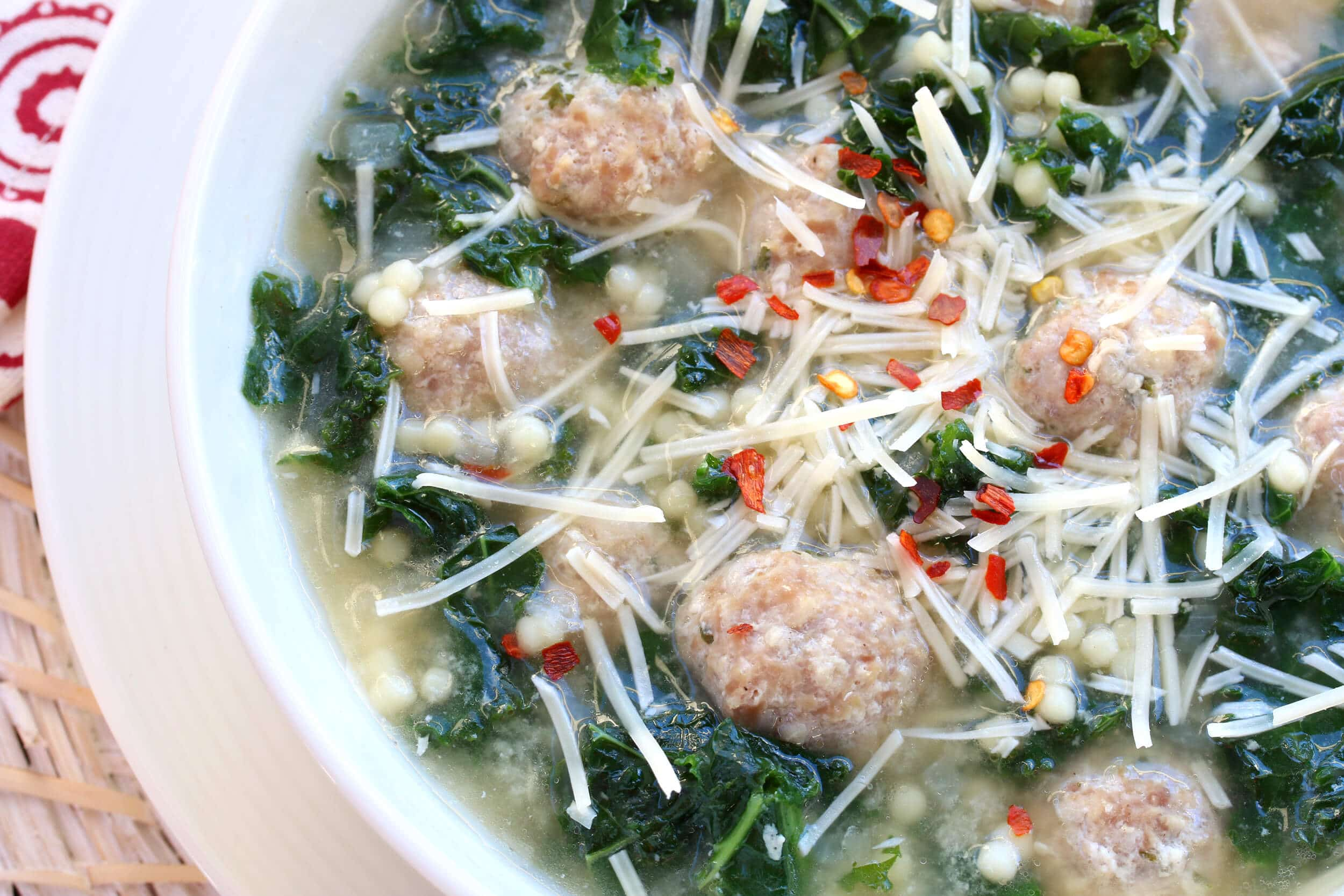 Best Italian Wedding Soup