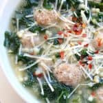 Italian wedding soup recipe best authentic traditional