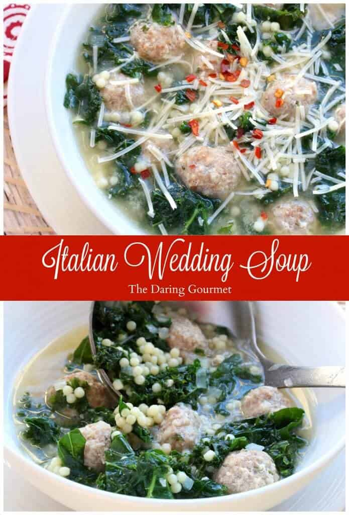 Italian wedding soup recipe best authentic traditional healthy