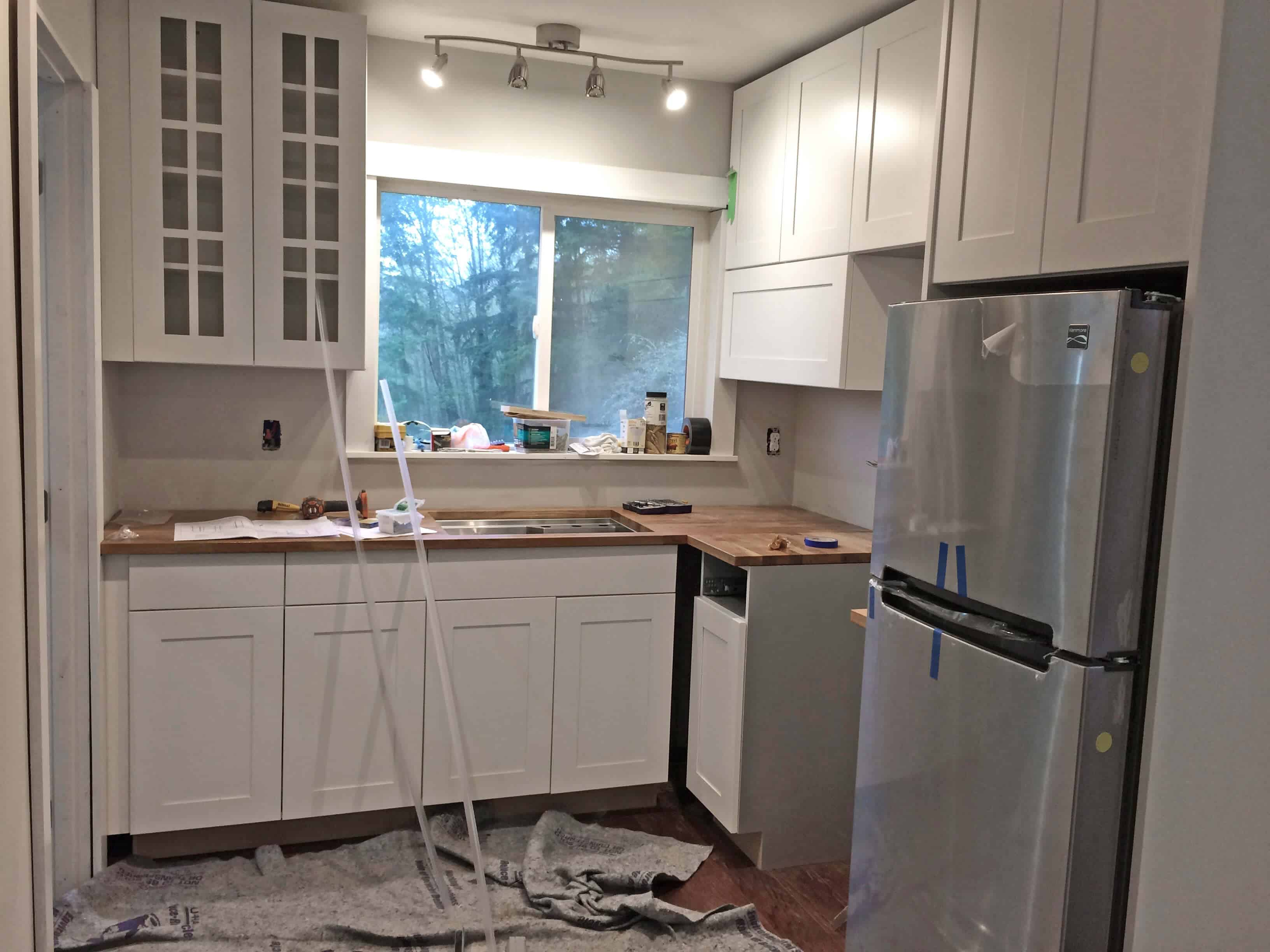 The Micro Dwelling Project Part 7 Kitchen Daring