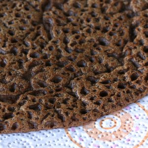 Authentic Injera (Ethiopian Flatbread)