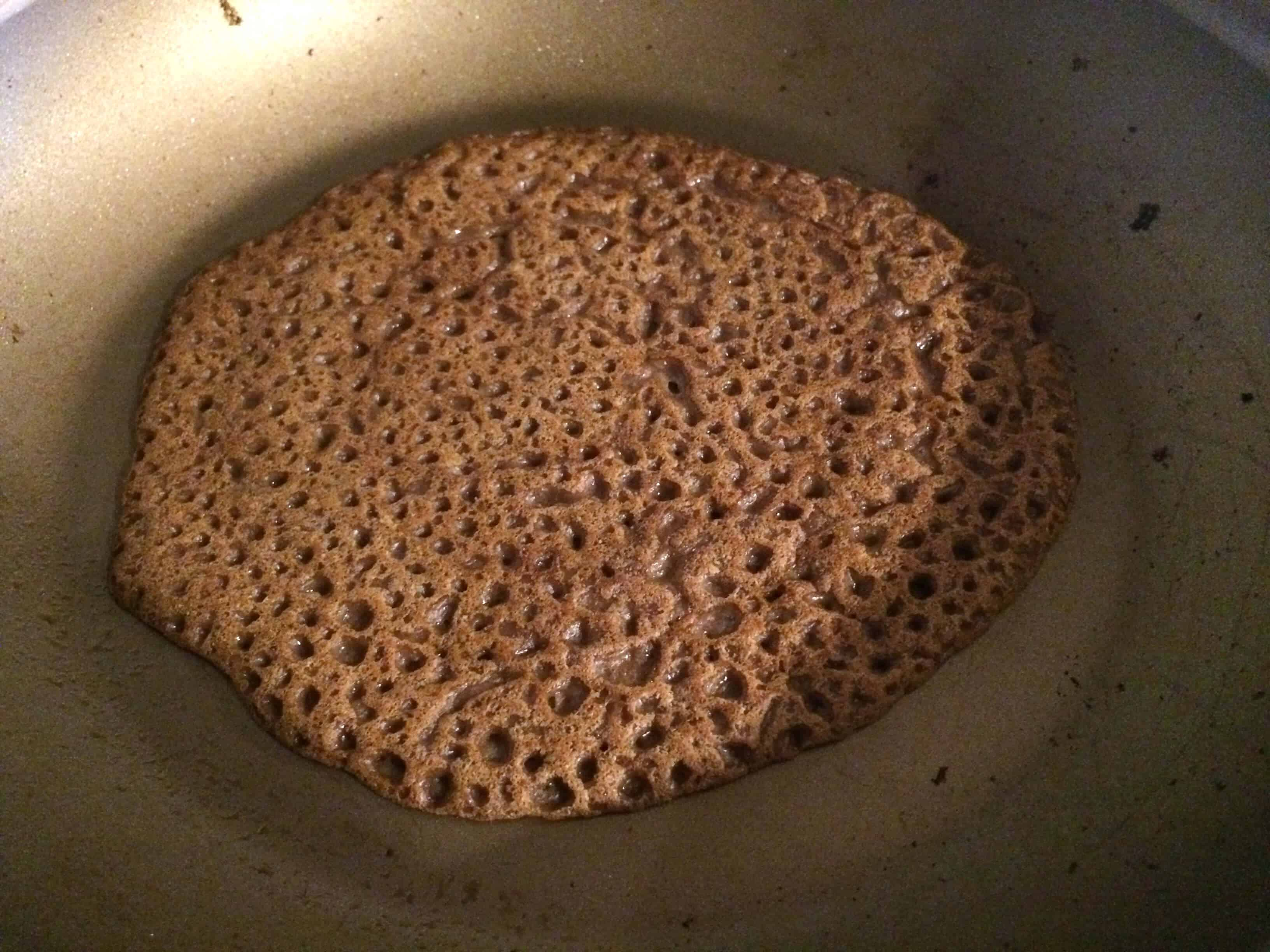 authentic injera recipe ethiopian flatbread sourdough fermented teff flour gluten free