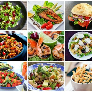 Healthy Food Swaps + 10 Healthy Salad Dressings