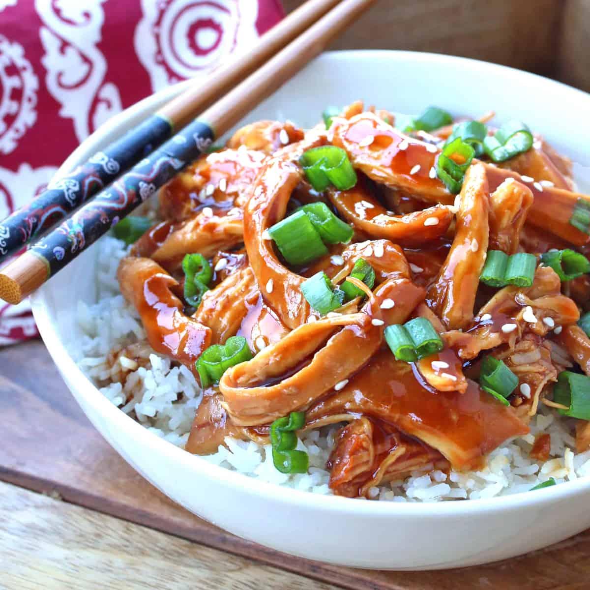 crock pot teriyaki chicken recipe best slow cooker from scratch