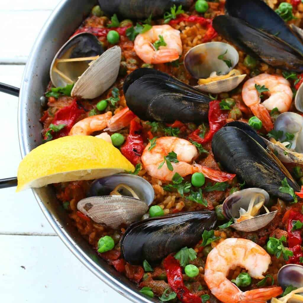 How to cook paella 76