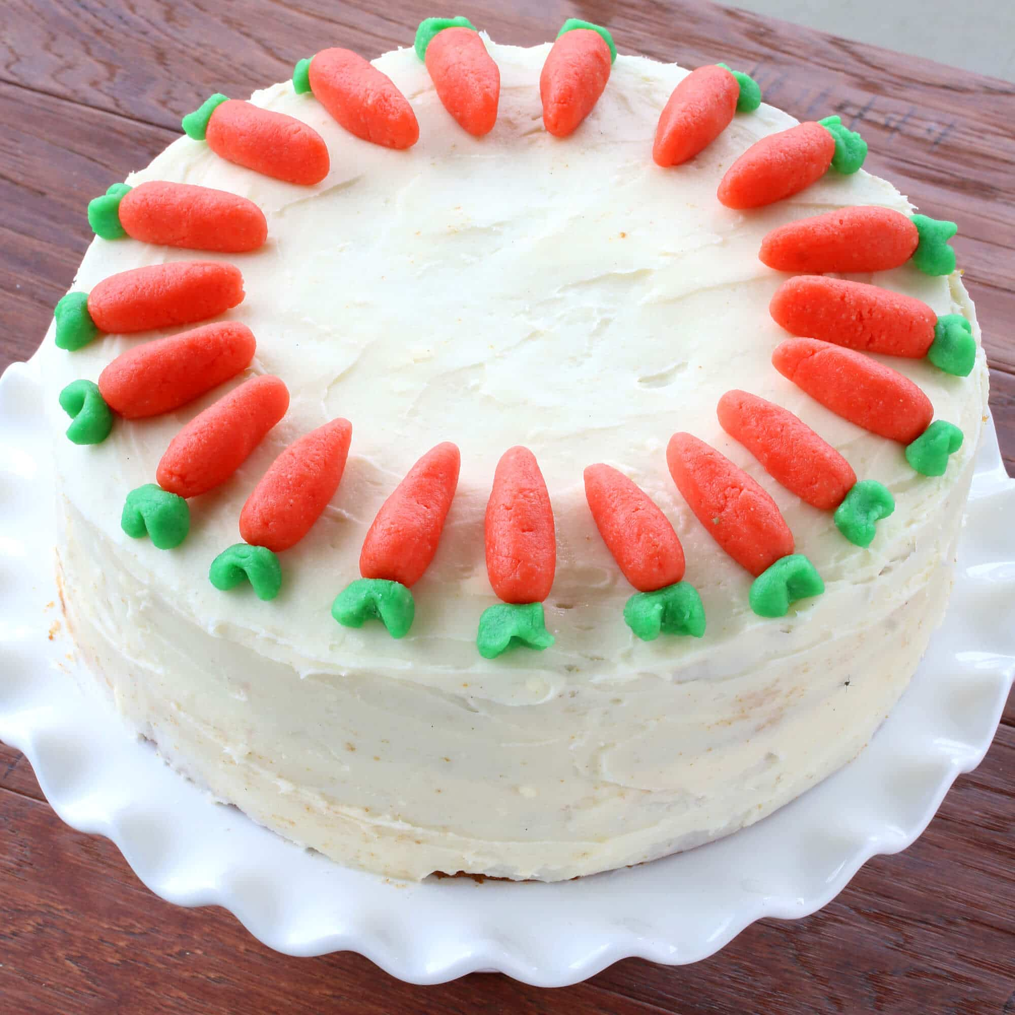 gluten free carrot cake recipe best baking dessert dairy free pineapple coconut marzipan