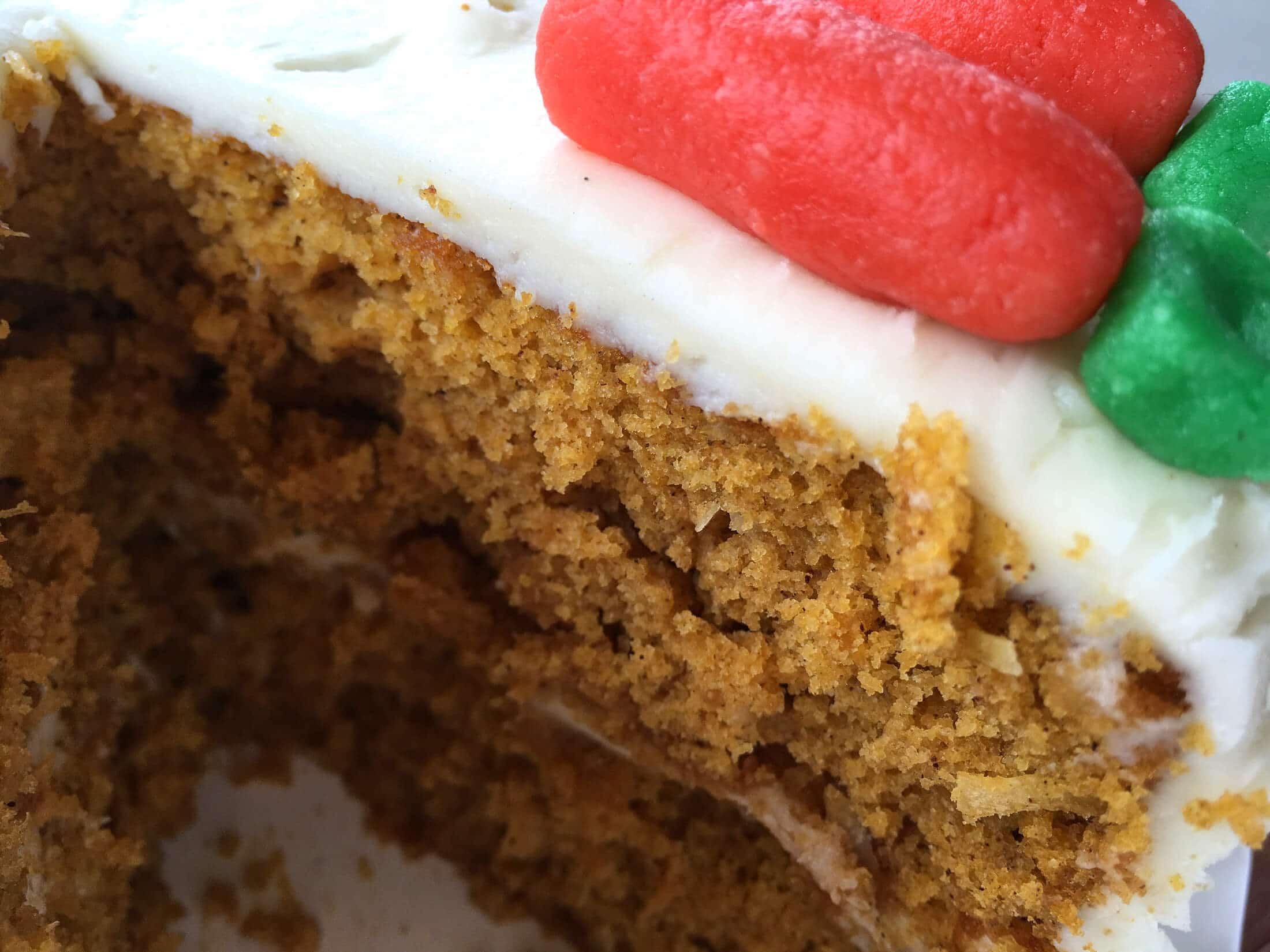 best gluten free carrot cake recipe baking dessert dairy free pineapple coconut marzipan