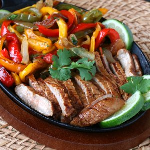 steak fajitas recipe best grilled beef chicken pork veal wild game