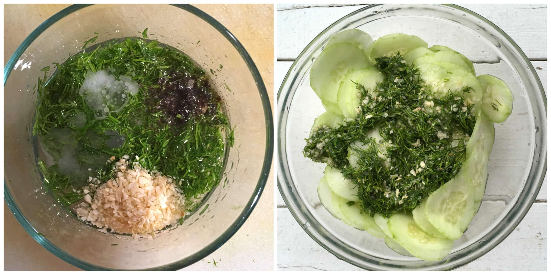 Gurkensalat recipe