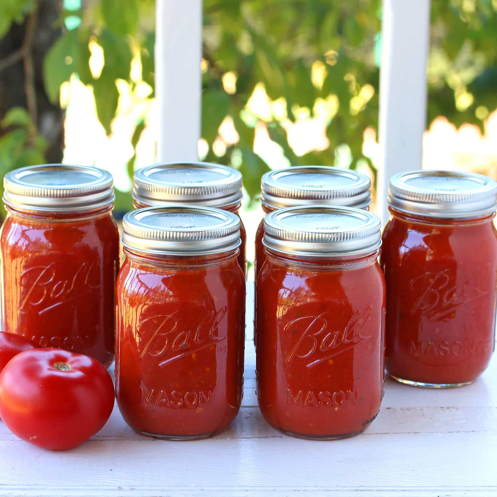 best marinara sauce recipe canning preserving tomato italian authentic traditional