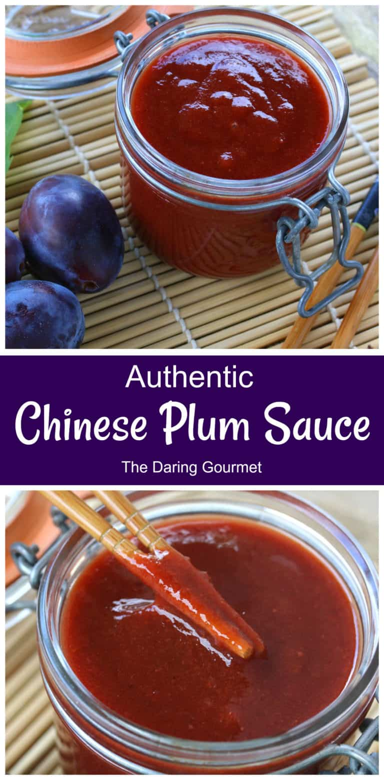 plum sauce recipe chinese best homemade authentic traditional